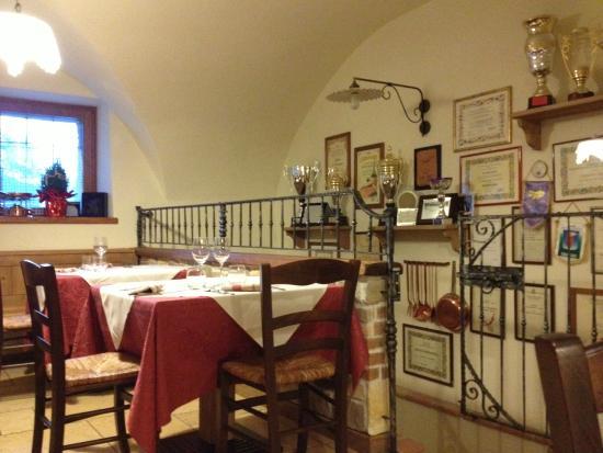 Hotel Locanda Borgo Antico : Restaurant