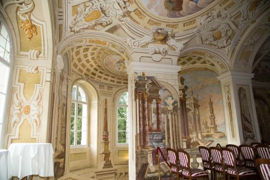 Schlosshotel Rosenau: Schloss Rosenau