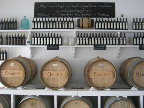 Gemici Wines