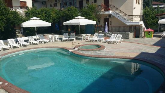 Hotel Argo: Super gepflegte Anlage, nette Angestellte und auch die Lage ist zu empfehlen