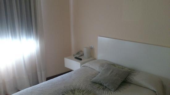 Hotel Cais: cama