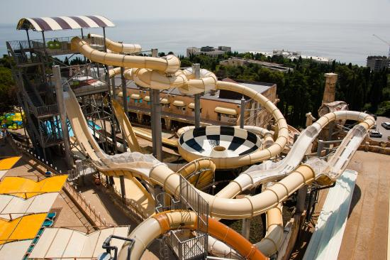 Hotel-Aquapark Atlantida