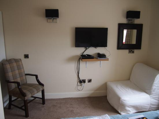Star & Garter Hotel: Bedroom