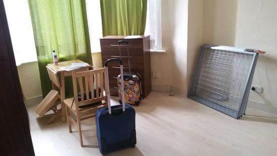 All Star Hostel: Chambre (sans lit)