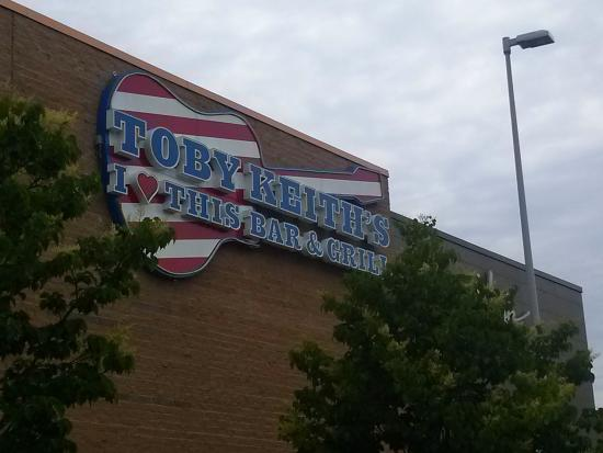 Toby Keith's I Love This Bar & Grill: Toby Keiths
