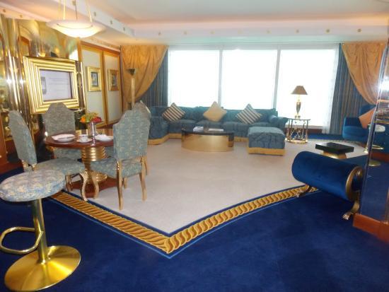 Deluxe One Bedroom Suite Bedroom Picture Of Burj Al