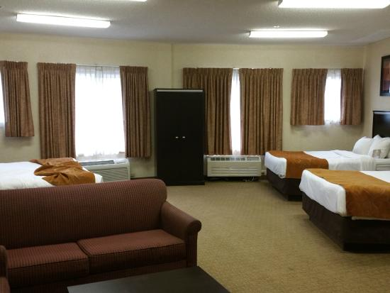 Comfort Suites Dillon: Room 3000