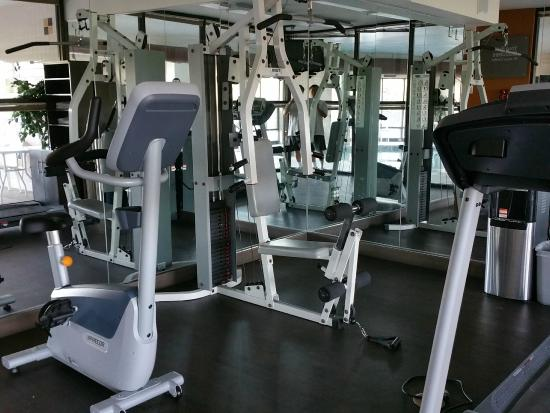 Comfort Suites Dillon: Fitness room