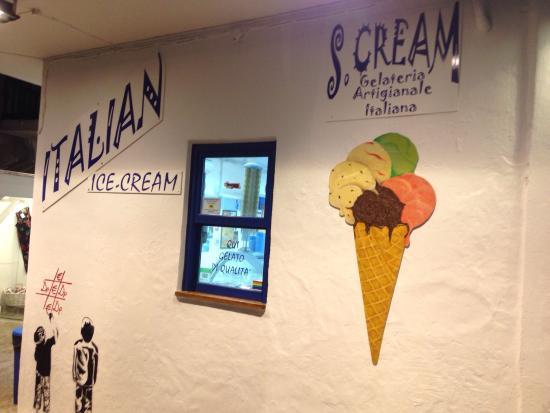 Gelateria S.Cream