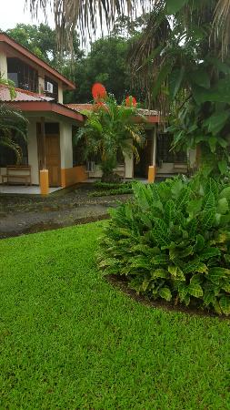 Hotel Jardines Arenal: Scenes of the hotel and breakfast