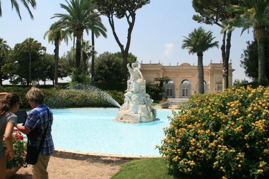Fontana nei giardini del quirinale picture of quirinale palace palazzo del quirinale rome - I giardini del quirinale ...
