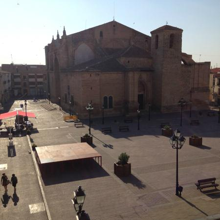 Hotel Juan Carlos I: View