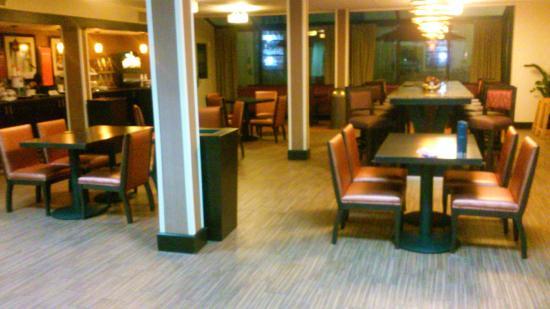Hampton Inn Russellville: Dining