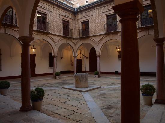 Museo Municipal de Antequera: Patio del museo