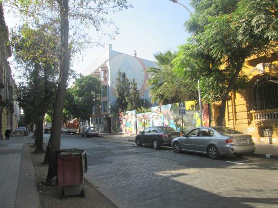 Hostel Cienfuegos: fachada