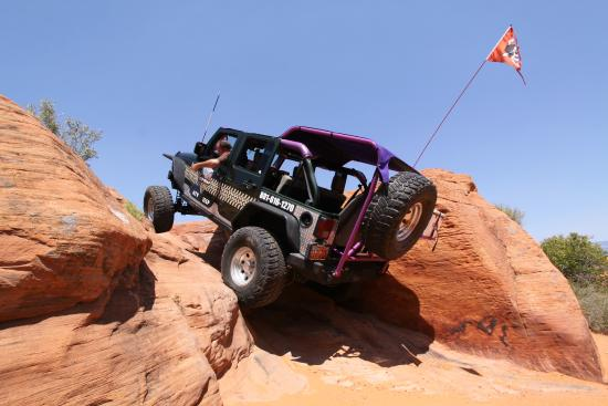 Zion Country Off Road Tours