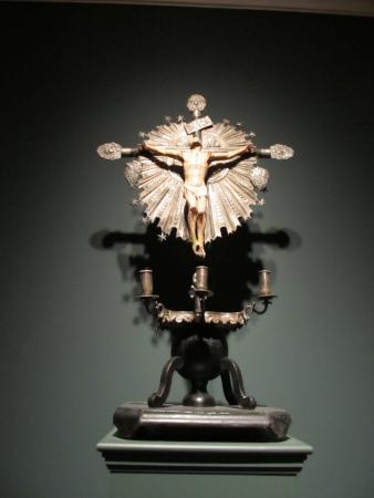 Mint Museum Randolph: Religious art work