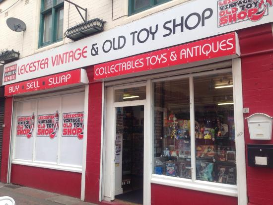 Leicester Vintage and Old Toy Shop