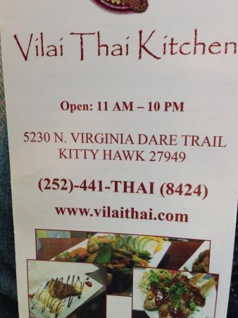 Vilai S Thai Kitchen