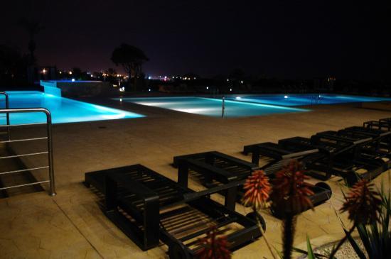 Anezi Tower Hotel : Pool