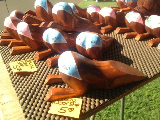 maui swap meet and craft fair
