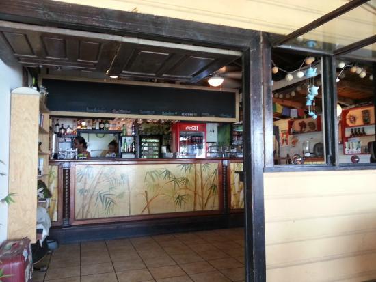Cafe Escondido: Inside