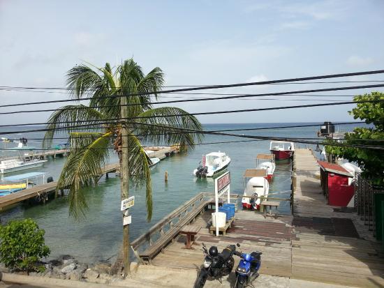 Cafe Escondido: View from restaurant