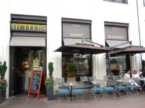 表玄関 - Bild von Müllers auf der Rue, Essen - TripAdvisor