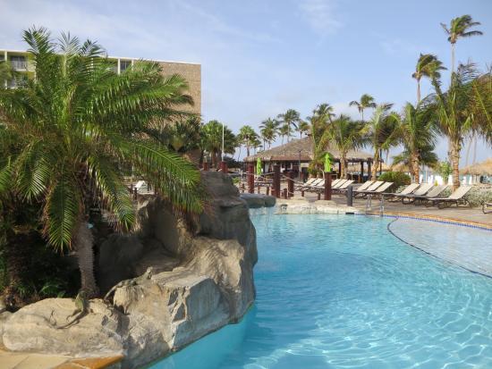 Holiday Inn Resort Aruba - Beach Resort & Casino: pool area