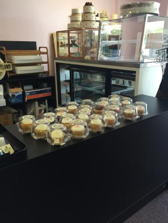 Sugar Island Cupcakes