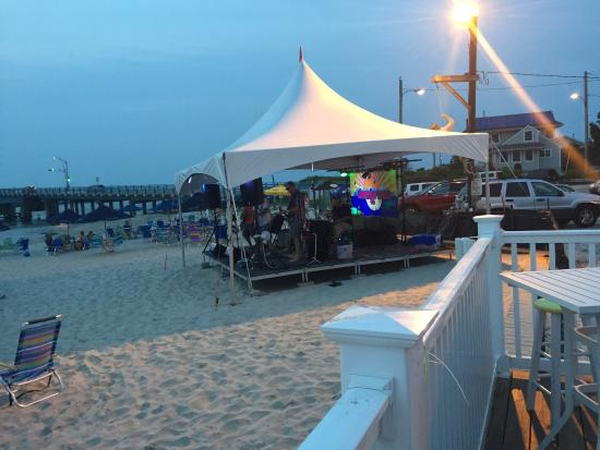 Deauville Inn Live Music On The Beach