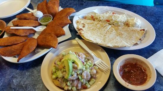 Mariscos Melgoza Restaurante