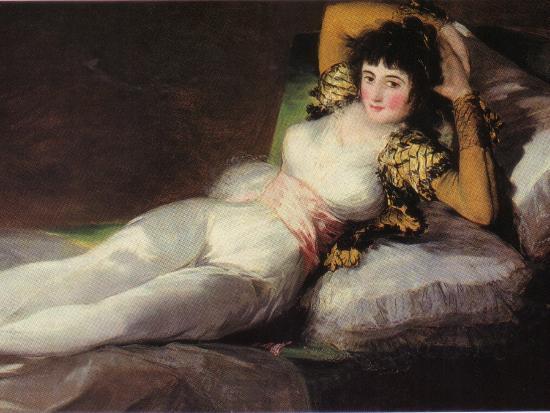 image Goya la maja desnuda 1998 1of2
