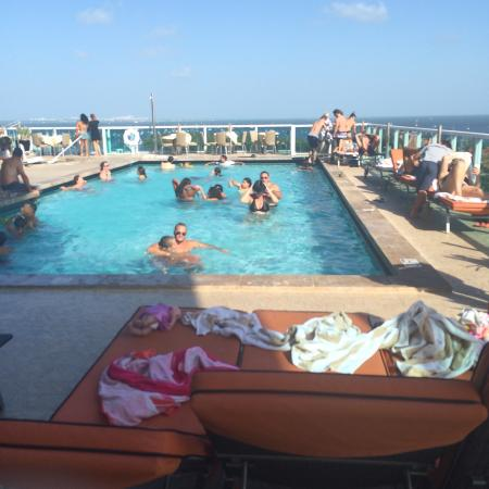 Pool - Hotel Arya Photo