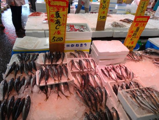 Photo de nakaminato fish market hitachinaka for Oceanside fish market