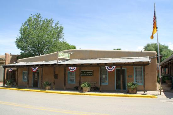 Rip Picture Of Kit Carson Home Museum Taos Tripadvisor