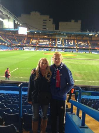 Mullacott Park: Chelsea Soccer Game