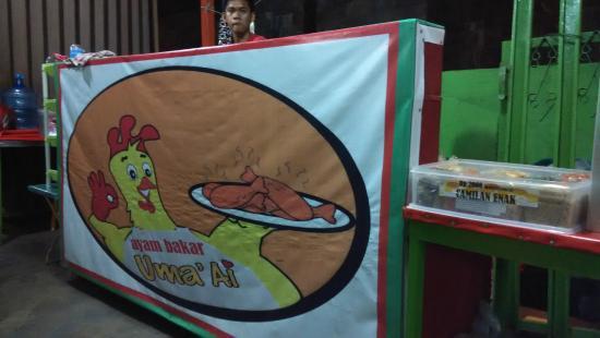 Ayam Bakar Uma' Ai