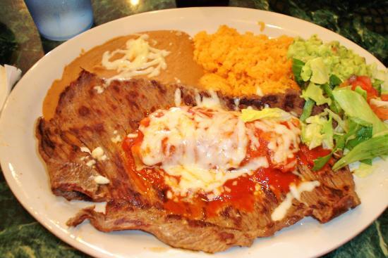 San Antonio Mexican Restaurant: It was good.