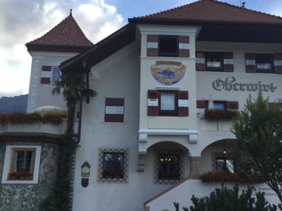 Romantikhotel Oberwirt: Hotel