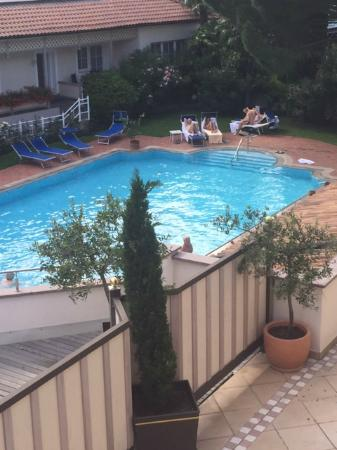 Romantikhotel Oberwirt: Pool