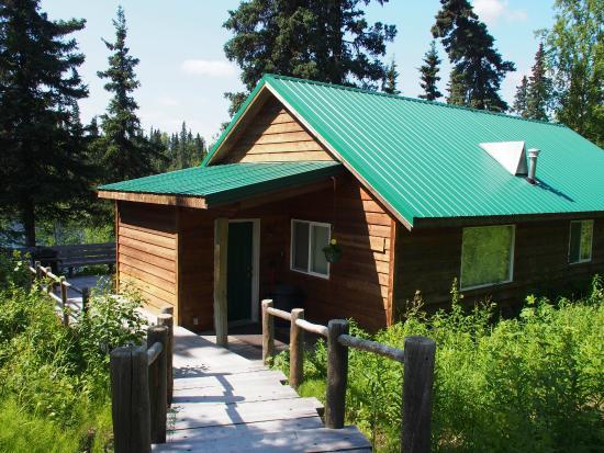 Gate Creek Cabins: Beaver Cabin