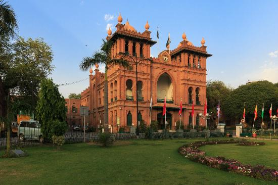 Pakistan: Town Hall, Lahore