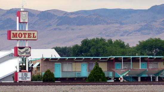 Union Pacific Railroad, Mountain Home