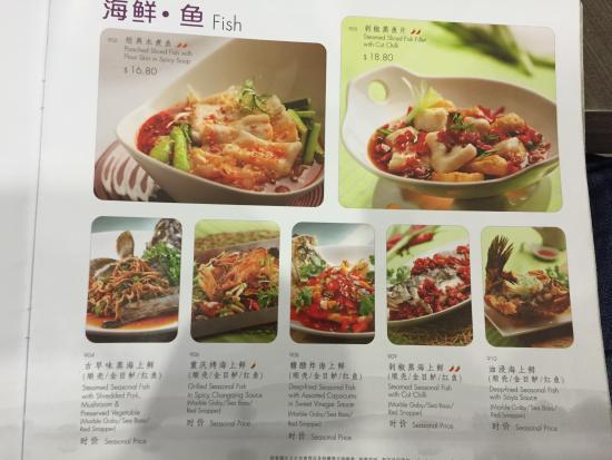 Crystal Jade Jiang Nan: Quite pricey! 👎