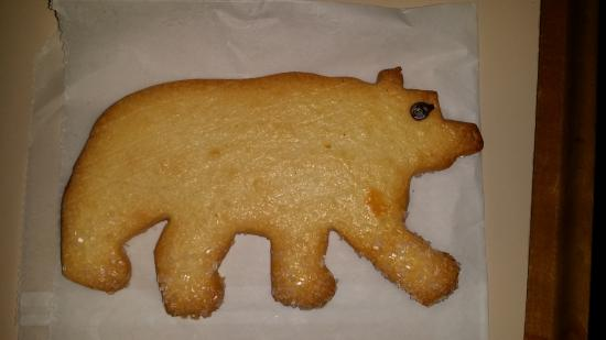Tahoe House Bakery & Gourmet: Sugar cookie