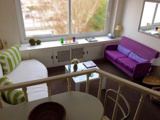 Temporarios Belles Suites: Studios