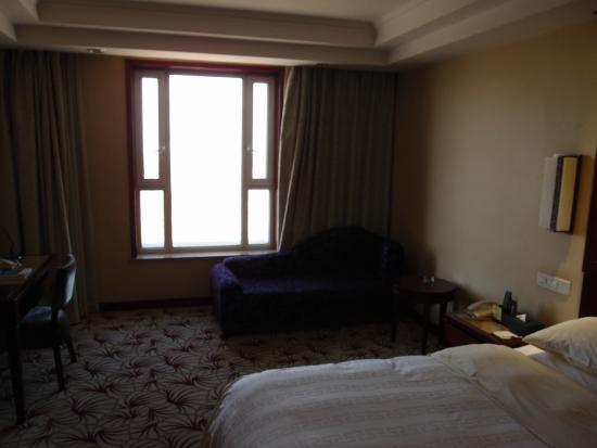 Kashi Yin Rui Lin International Hotel : 部屋