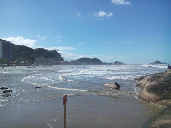 Itanhaem, SP: Dia ensolarado de inverno
