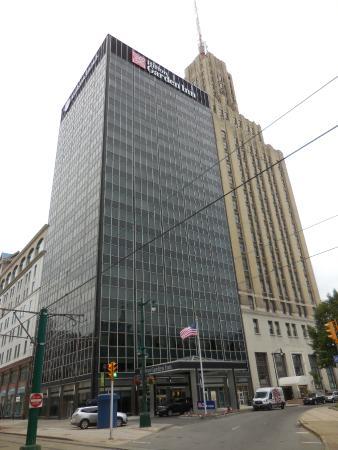 Hotel Exterior Picture Of Hilton Garden Inn Buffalo Downtown Buffalo Tripadvisor